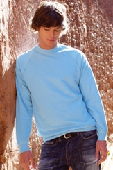 click here to view products in the Raglan Sleeve Sweatshirt category