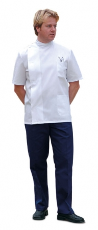 click here to view products in the Men's Tunic - Dentist Style  category