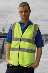 click here to view products in the Hi-Vis Vest  category