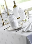 click here to view products in the Table Linen - 100% Cotton category