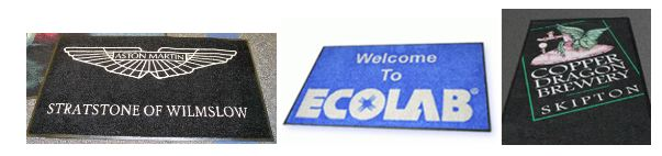 Logo Floor Mats & Door Mats
